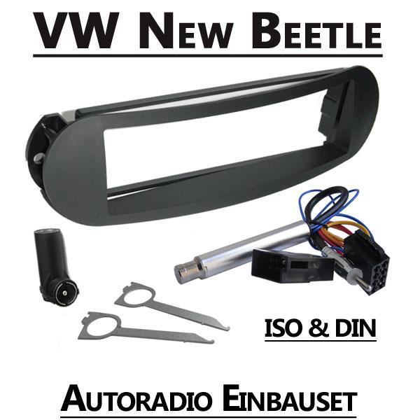 radiowechsel vw new beetle vw gamma radio autoradio. Black Bedroom Furniture Sets. Home Design Ideas