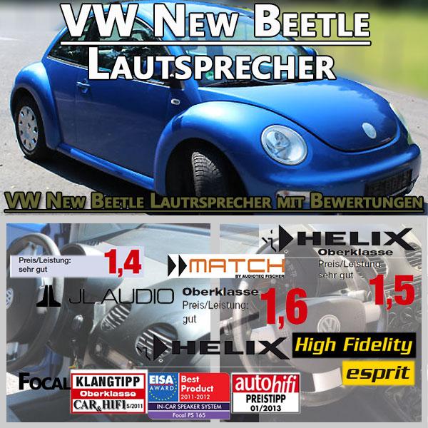 VW-New-Beetle-Lautsprecher-mit-Bewertungen-und-Testsiegen