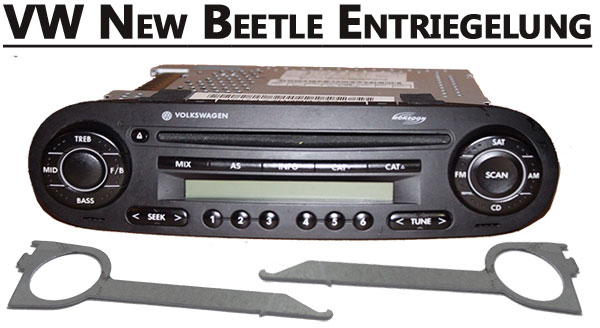 VW-New-Beetle-Radio-Entriegelung