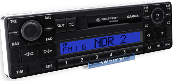VW Gamma 5 Radio verkabeln Steckerbelegung – Autoradio-Adapter-News ...