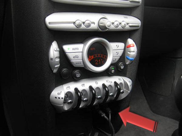 Smartphone Ipod Oder Ipad Mit Bmw Mini Radio Steuern