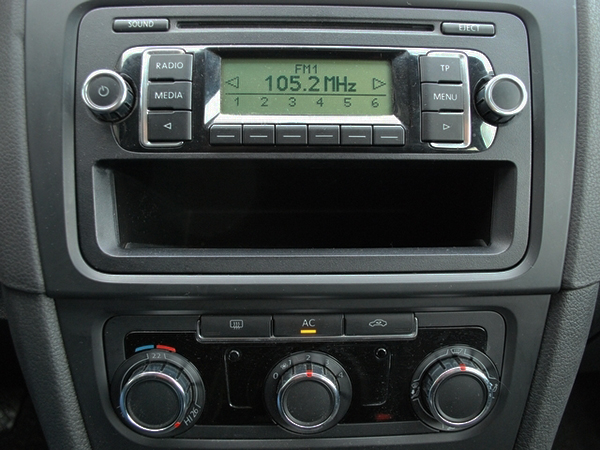 radio vw golf 6. Black Bedroom Furniture Sets. Home Design Ideas