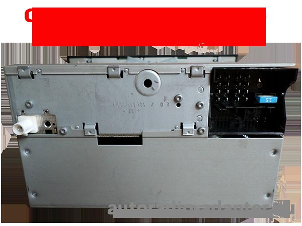 Opel-Meriva-CD30-Rückseite
