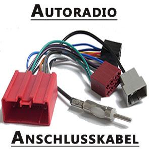 Autoradio-Anschlusskabel