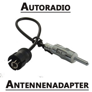 Autoradio-Antennenadapter
