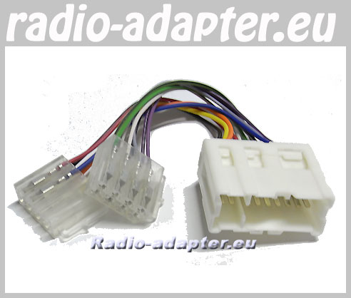Eu on Mazda Radio Wiring Diagram