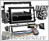 Ford Expedition 2007 - 2008 Autoradio Einbauset, Radioeinbausatz