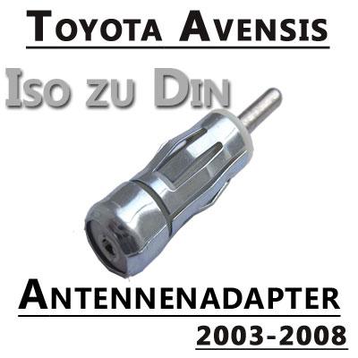 Antennenadapter-für-Toyota-Avensis