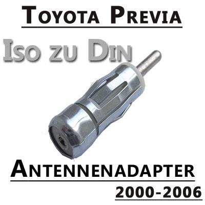 Antennenadapter-für-Toyota-Previa
