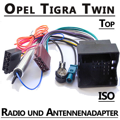 Opel Tigra Twin Top Radio Adapterkabel ISO Antennenadapter Opel Tigra Twin Top Radio Adapterkabel ISO Antennenadapter Opel Tigra Twin Top Radio Adapterkabel ISO Antennenadapter