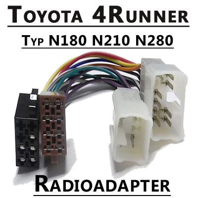 toyota 4runner autoradio anschlusskabel Toyota 4Runner Autoradio Anschlusskabel Toyota 4Runner Autoradio Anschlusskabel
