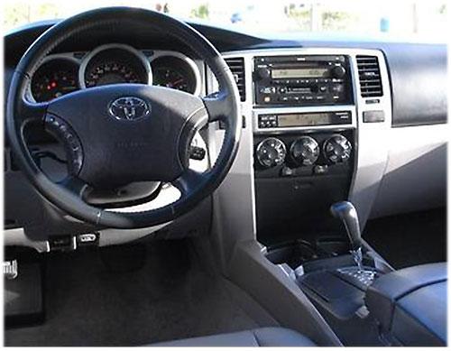 Toyota-4Runner-Radio-2005 toyota 4runner Radio Einbauset doppel din 2002-2009 Toyota 4Runner Radio Einbauset Doppel DIN 2002-2009 Toyota 4Runner Radio 2005