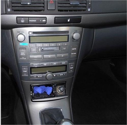 Toyota-Avensis-Radio-2006 toyota avensis radioeinbauset 1 din 2003-2008 Toyota Avensis Radioeinbauset 1 DIN 2003-2008 Toyota Avensis Radio 2006