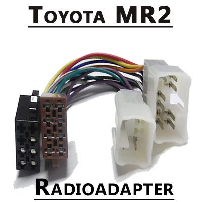 Toyota MR2 Autoradio Anschlusskabel Toyota MR2 Autoradio Anschlusskabel Toyota MR2 Autoradio Anschlusskabel