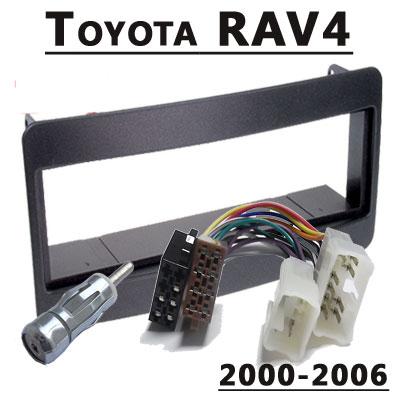 Toyota-Rav4-Radioeinbauset-1-DIN-2000-2006