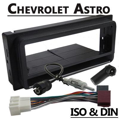 Chevrolet Astro Radioeinbauset 1 DIN mit Fach Chevrolet Astro Radioeinbauset 1 DIN mit Fach Chevrolet Astro Radioeinbauset 1 DIN mit Fach