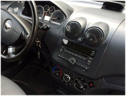 Chevrolet-Aveo-Radio-2009 Chevrolet Aveo 2 DIN Radio Einbauset Chevrolet Aveo 2 DIN Radio Einbauset Chevrolet Aveo Radio 2009