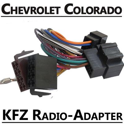 Chevrolet-Colorado-Autoradio-Anschlusskabel-GMT360