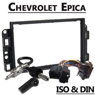 Chevrolet Epica 2 DIN Radio Einbauset Chevrolet Epica 2 DIN Radio Einbauset Chevrolet Epica 2 DIN Radio Einbauset