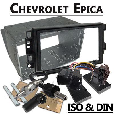 Chevrolet Epica Autoradio Einbauset Doppel DIN Chevrolet Epica Autoradio Einbauset Doppel DIN Chevrolet Epica Autoradio Einbauset Doppel DIN