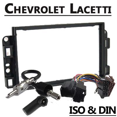 Chevrolet Lacetti 2 DIN Radio Einbauset Chevrolet Lacetti 2 DIN Radio Einbauset Chevrolet Lacetti 2 DIN Radio Einbauset