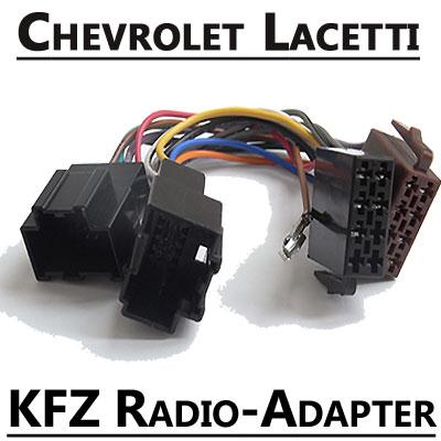 Chevrolet Lacetti Autoradio Anschlusskabel Chevrolet Lacetti Autoradio Anschlusskabel Chevrolet Lacetti Autoradio Anschlusskabel