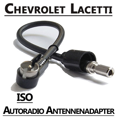 Chevrolet-Lacetti-Radio-Antennen-Adapter-ISO