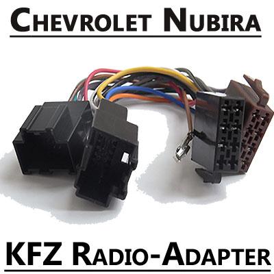 Chevrolet Nubira Autoradio Anschlusskabel Chevrolet Nubira Autoradio Anschlusskabel Chevrolet Nubira Autoradio Anschlusskabel