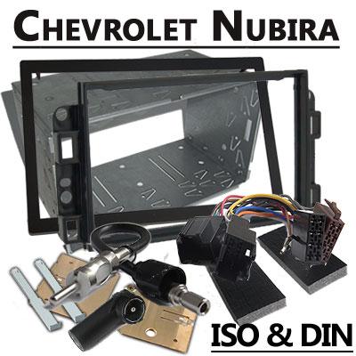 chevrolet nubira autoradio einbauset doppel din Chevrolet Nubira Autoradio Einbauset Doppel DIN Chevrolet Nubira Autoradio Einbauset Doppel DIN