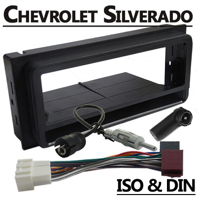 Chevrolet Silverado Radioeinbauset 1 DIN mit Fach Chevrolet Silverado Radioeinbauset 1 DIN mit Fach Chevrolet Silverado Radioeinbauset 1 DIN mit Fach
