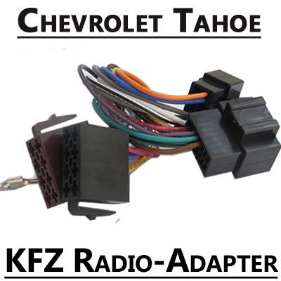 Chevrolet Tahoe Autoradio Anschlusskabel GMT921 Chevrolet Tahoe Autoradio Anschlusskabel GMT921 Chevrolet Tahoe Autoradio Anschlusskabel GMT921