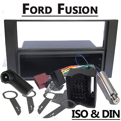 Ford Fusion Radioblende und Adapter anthrazit Ford Fusion Radioblende und Adapter anthrazit Ford Fusion Radioblende und Adapter anthrazit