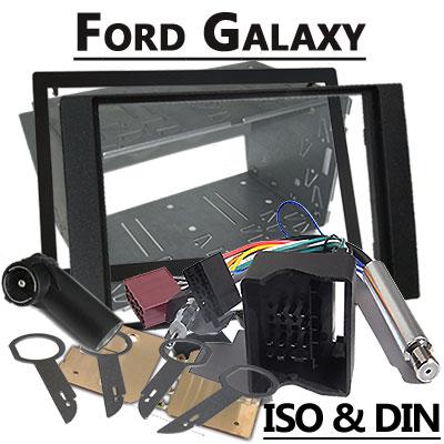 Ford Galaxy Autoradio Einbauset Doppel DIN Ford Galaxy Autoradio Einbauset Doppel DIN Ford Galaxy Autoradio Einbauset Doppel DIN