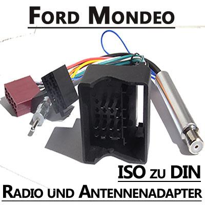 Ford Mondeo Radio Anschlusskabel DIN Antennenadapter Ford Mondeo Radio Anschlusskabel DIN Antennenadapter Ford Mondeo Radio Anschlusskabel DIN Antennenadapter