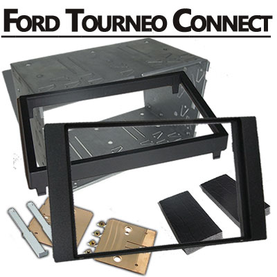ford tourneo autoradio einbauset doppel din. Black Bedroom Furniture Sets. Home Design Ideas