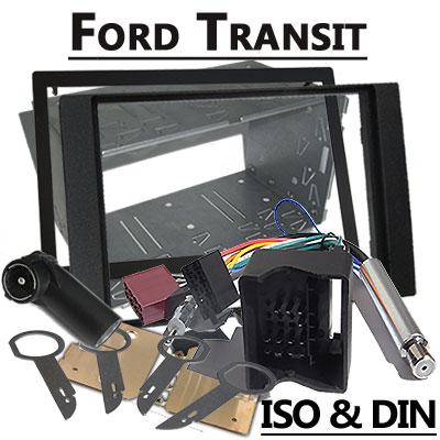 Ford Transit Autoradio Einbauset Doppel DIN Ford Transit Autoradio Einbauset Doppel DIN Ford Transit Autoradio Einbauset Doppel DIN
