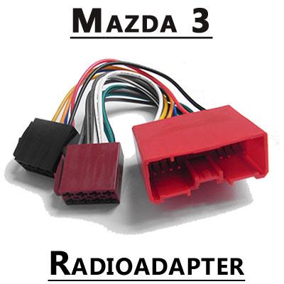 Mazda 3 Typ BK Autoradio Anschlusskabel Mazda 3 Typ BK Autoradio Anschlusskabel Mazda 3 Typ BK Autoradio Anschlusskabel