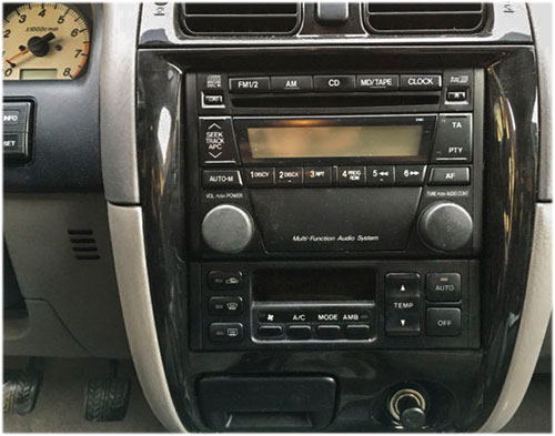 Mazda-626-Radio-2001 Mazda 626 Autoradio Einbauset Doppel DIN oder 1 DIN Mazda 626 Autoradio Einbauset Doppel DIN oder 1 DIN Mazda 626 Radio 2001