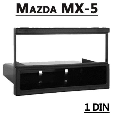 Mazda-MX-5-1-DIN-Radioblende