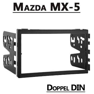 Mazda-MX-5-Doppel-DIN-Radioblende