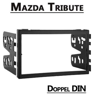 Mazda-Tribute-Doppel-DIN-Radioblende