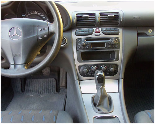Mercedes-Benc-CL200-Radio-2004 mercedes-benz cl 200 autoradio einbauset 1 din mit fach Mercedes-Benz CL 200 Autoradio Einbauset 1 DIN mit Fach Mercedes Benc CL200 Radio 2004