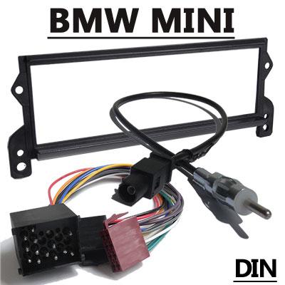 Mini One Radioeinbauset mit Antennenadapter DIN 17PIN Mini One Radioeinbauset mit Antennenadapter DIN 17PIN Mini One Radioeinbauset mit Antennenadapter DIN 17PIN
