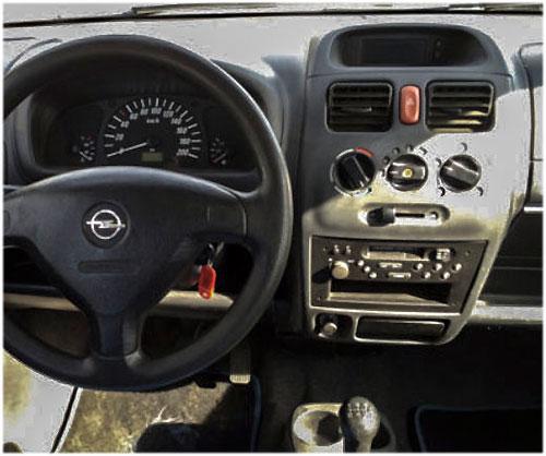 Opel-Agila-Radio-2003 Opel Agila A Radioeinbauset Doppel DIN dunkelsilber Opel Agila A Radioeinbauset Doppel DIN dunkelsilber Opel Agila Radio 2003