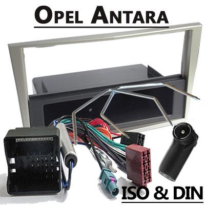 Opel Antara 1 DIN Radio Einbauset hellsilber mit Fach Opel Antara 1 DIN Radio Einbauset hellsilber mit Fach Opel Antara 1 DIN Radio Einbauset hellsilber mit Fach