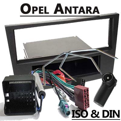 Opel Antara Autoradio Einbauset 1 DIN schwarz Opel Antara Autoradio Einbauset 1 DIN schwarz Opel Antara Autoradio Einbauset 1 DIN schwarz