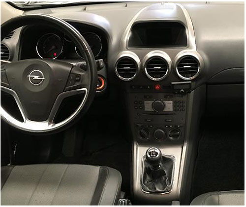 Opel-Antara-Radio-2008 Opel Antara Radioeinbauset 1 DIN dunkelsilber Opel Antara Radioeinbauset 1 DIN dunkelsilber Opel Antara Radio 2008