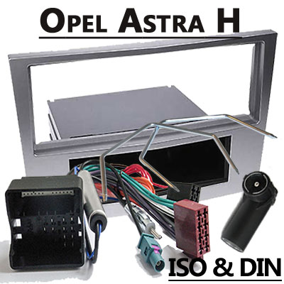 opel astra h radioeinbauset 1 din dunkelsilber Opel Astra H Radioeinbauset 1 DIN dunkelsilber Opel Astra H Radioeinbauset 1 DIN dunkelsilber