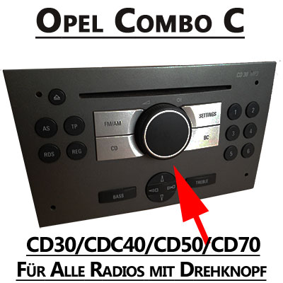 opel combo c autoradio entriegelung. Black Bedroom Furniture Sets. Home Design Ideas