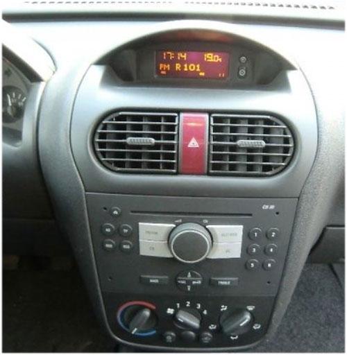 Opel-Combo-Radio-2010 Opel Combo 2 DIN Radio Einbauset hellsilber ab 2004 Opel Combo 2 DIN Radio Einbauset hellsilber ab 2004 Opel Combo Radio 2010